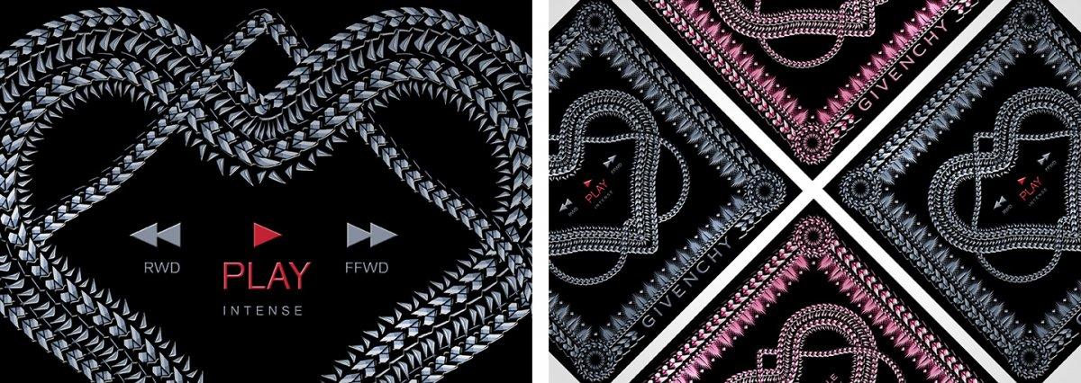 Coffrets parfums saint valentin — Givenchy