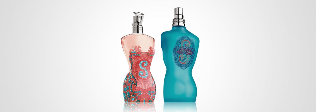 Jean-Paul Gaultier parfums — Puig