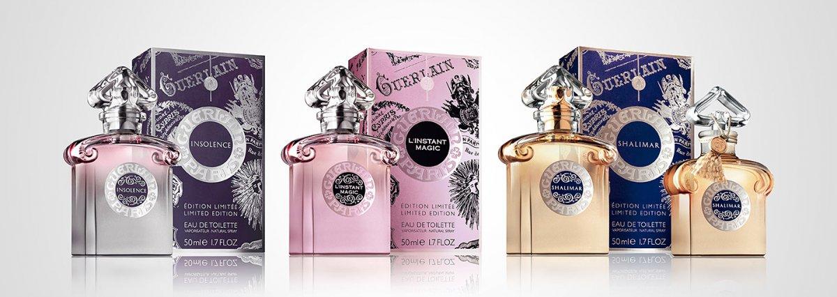 Édition 180 ans - Coffrets noël & parfums — Guerlain