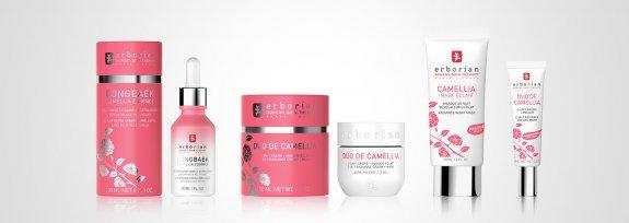 Gamme soins visage — Erborian